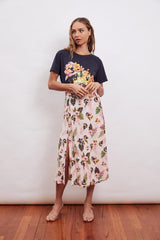 Amara Wrap Skirt- FINAL SALE
