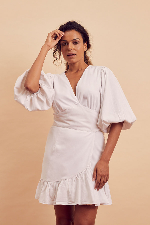 Coco Wrap Dress - FINAL SALE