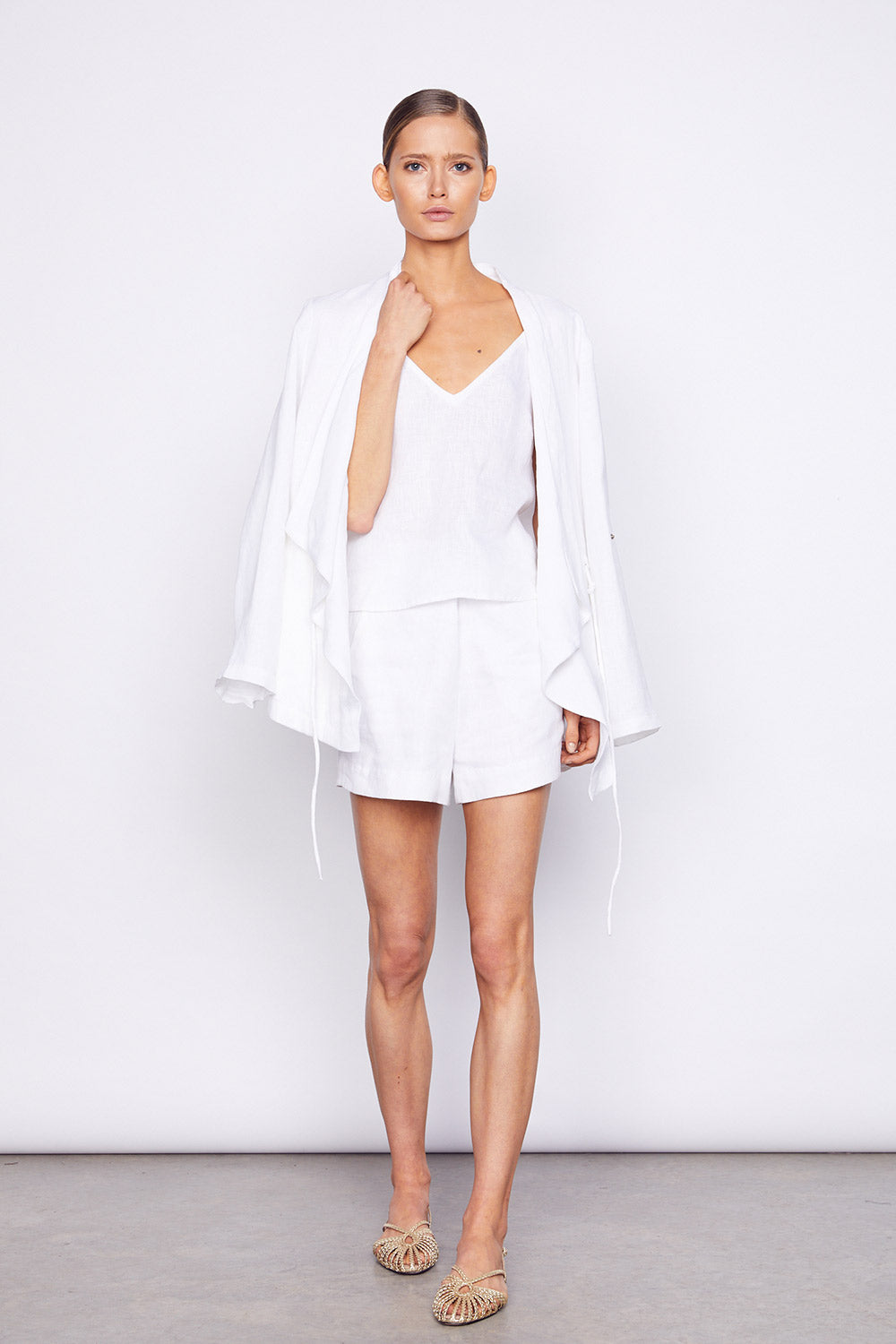 MLM LABEL KINGDOM LINEN JACKET