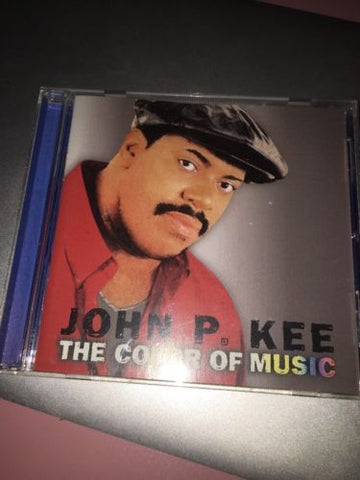 JOHN P. KEE & THE NEW LIFE COMMUNITY CHOIR - The Color of Music - CD