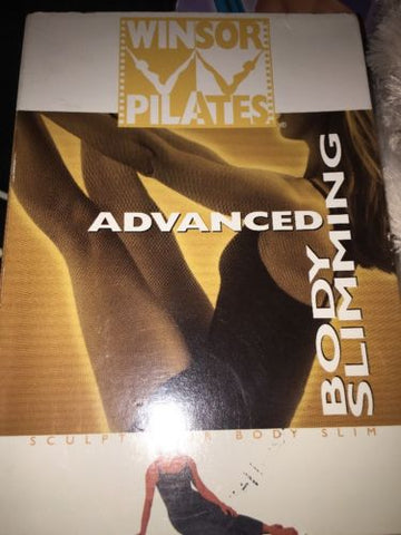 Winsor Pilates Advanced Body Slimming (DVD, 2003)