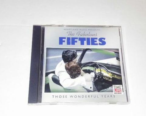 THE FABULOUS FIFTIES: THOSE WONDERFUL YEARS CD LIKE NEW DB1517