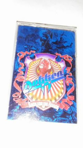 Dokken, Back for the Attack, Cassette 1987 Elektra Records