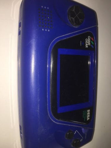Sega Game Gear Portable Video Game System, Blue