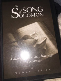 The Song of Solomon by Tommy Nelson 6 cassette tapes