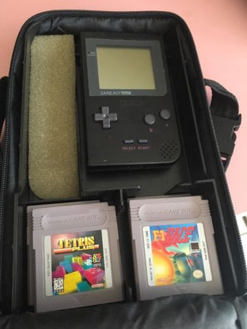 Nintendo Game Boy Pocket with 7 Games (SAVES ) - SHIPS NOW