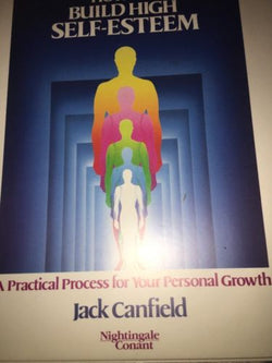 Jack Canfield: How To Build High Self-Esteem Audio Book! Unabridged 6 cassettes