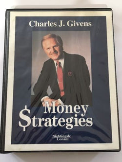 Charles Givens' Money Strategies by Charles J. Givens(1992,Cassette / Hardcover)