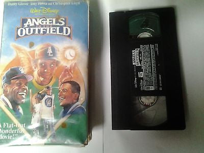Angels In the Outfield VHS, 1995