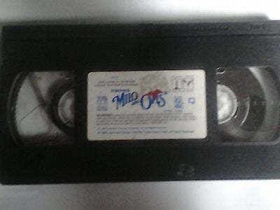 Adventures of Milo and Otis (VHS, 1990) No Case
