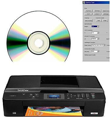 Brother MFC-J425W Printer Software Installation Driver