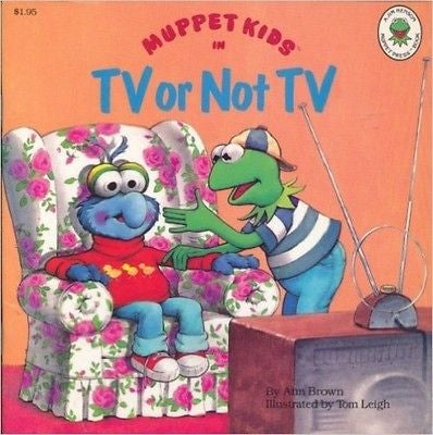 Muppet Kids in TV or Not TV  [Sep 01, 1989] A...