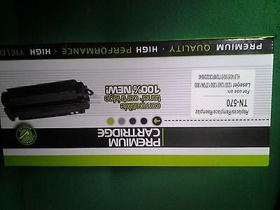 Premium Cartridge Aftermarket Toner Cartridge Compatible with Brother TN-570