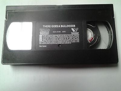 There Goes a Bulldozer VHS, 1994