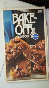Bake-Off Cookbook - 26th Paperback – 1975 by Pillsbury