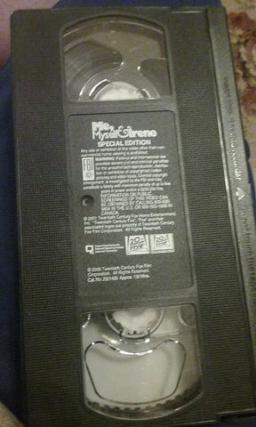 Me, Myself, and Irene Special Edition vhs (no jacket)