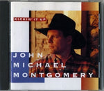 John Michael Montgomery - Kickin' It Up - USED CD LIKE NEW