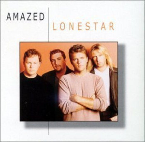 Lonestar Amazed (Captain Mix) [Maxi-CD]