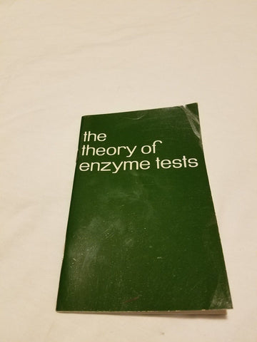 The Thery of Enzyme Tests