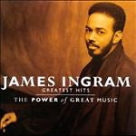 James Ingram - Greatest Hits: The Power of Great Music (CD, 1991, Warner Bros.)