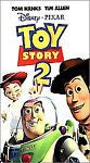 Toy Story 2 (VHS, 2000)