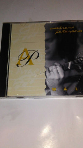 Andrew Peterson ‎Walk CD with **AUTHENTIC AUTOGRAPH**