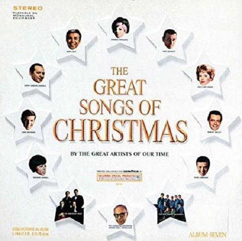 The Great Songs of Christmas, Vol. 7 (Goodyear) [Vinyl] Various Artists