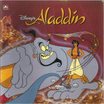 Disney's Aladdin (Golden Look-Look Book) [Nov 01, 1992]