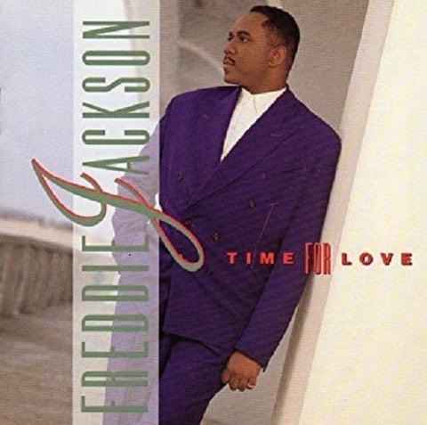 Time for Love [Audio Cassette] Jackson,Freddie