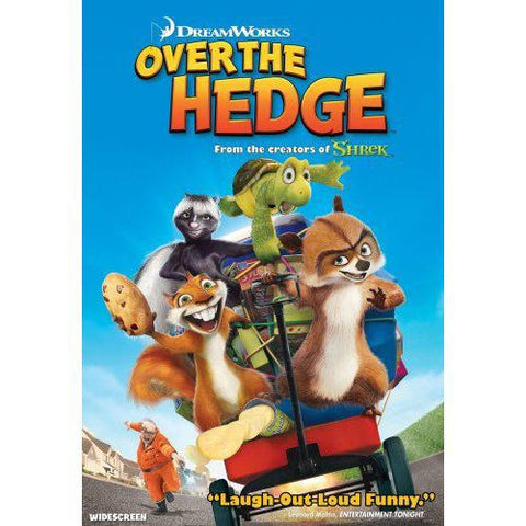 Over the Hedge Widescreen Edition