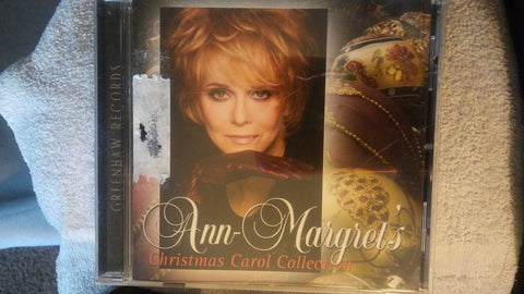 Ann-Margrets Christmas Carol Collection Used CD