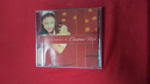Stacie Orrico Christmas Wish cd