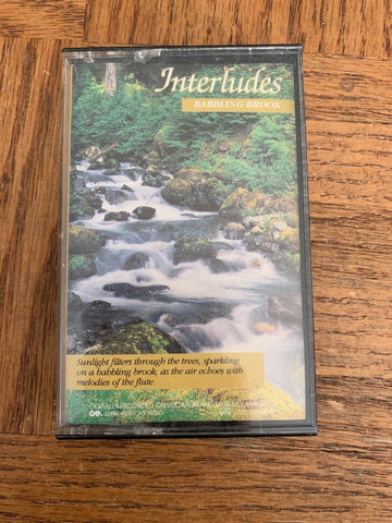 Interludes Babbling Brook Cassette