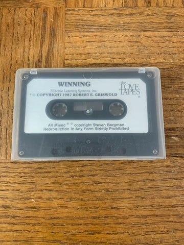 The Love Tapes Winning Cassette
