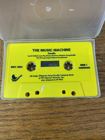 The Music Machine Cassette