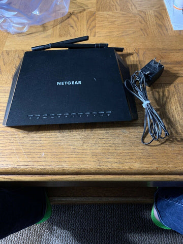 Netgear AC1750 R6400-100NAS 1300 Mbps 4-Port Gigabit Wireless AC Router