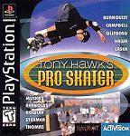 PS1 Playstation 1 - Tony Hawk's Pro Skater 1 - CIB Complete - tested, working