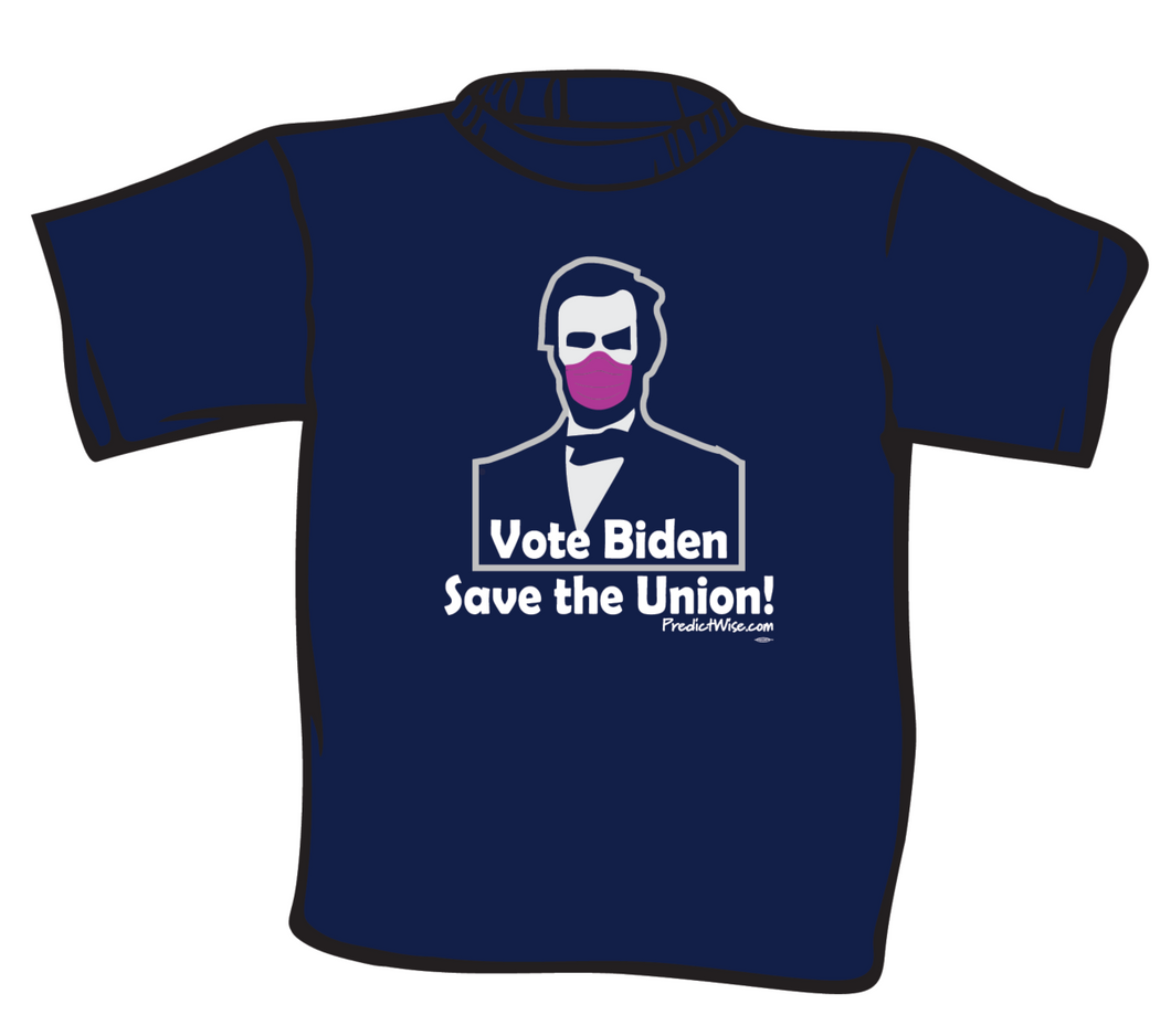Official PredictWise 2020 T-Shirt