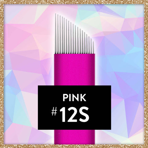 $1 Pink Collection Microblade - 12 Slope