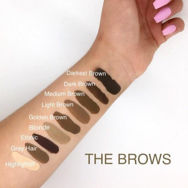 GOLDEN BROWN - IMAGE® Microblading Pigment (Made in USA)