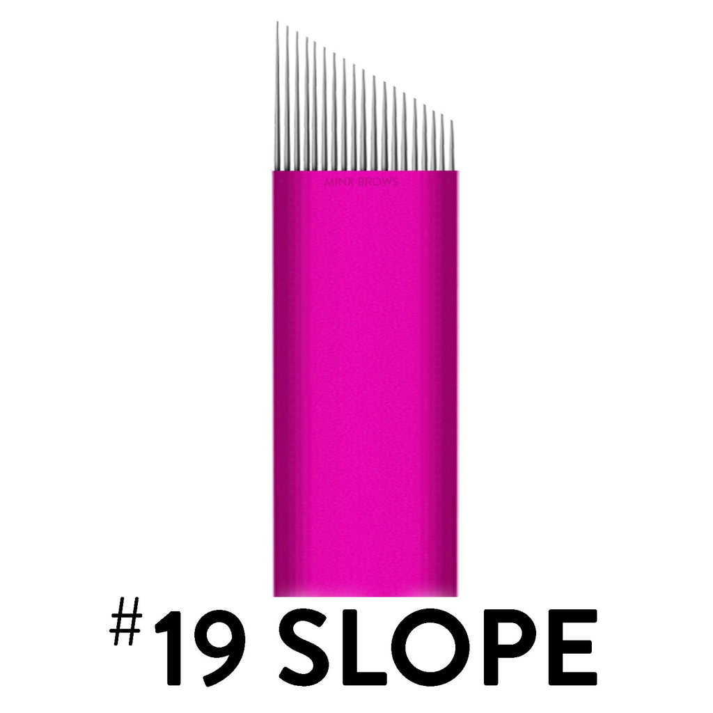 19 Slope - Pink Collection Microblade