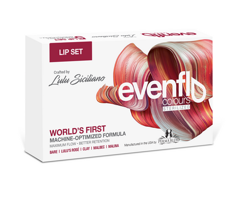 Evenflo Lip Colors Permablend x Lulu Siciliano