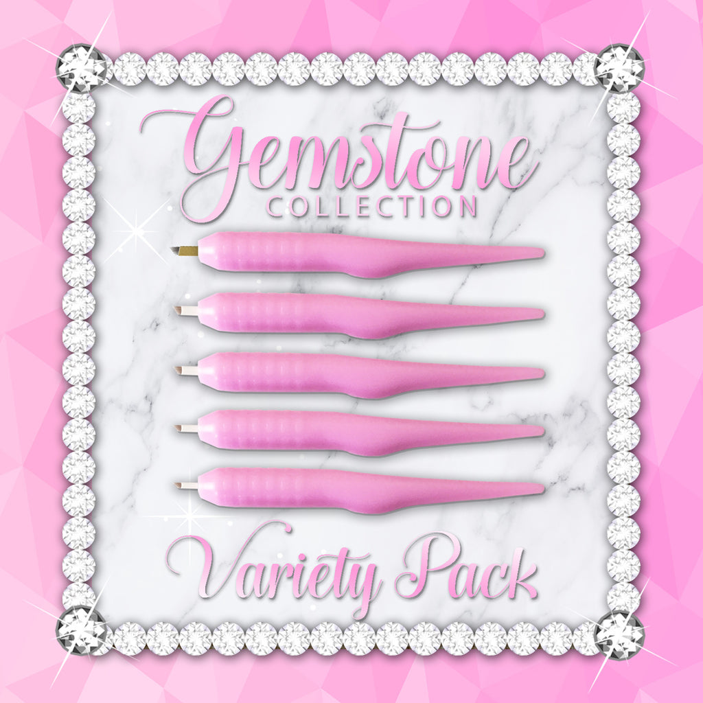 Pink Gemstone Collection Slope Variety Pack