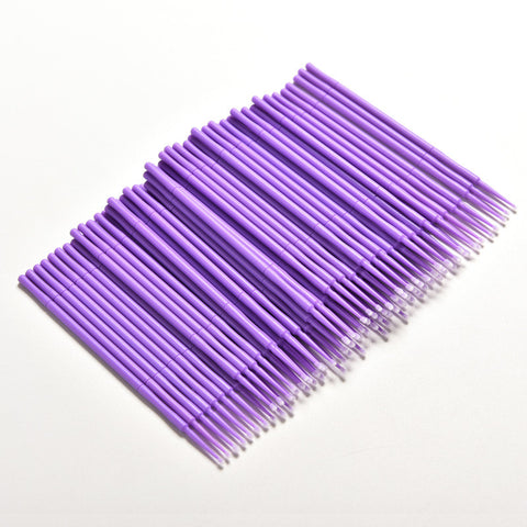 50% OFF PURPLE Microbrushes