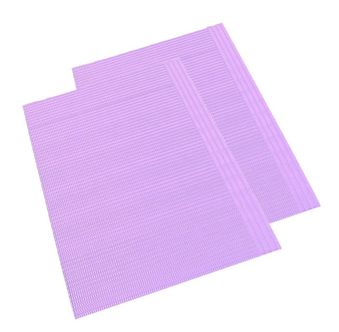 Purple Barrier Sheets