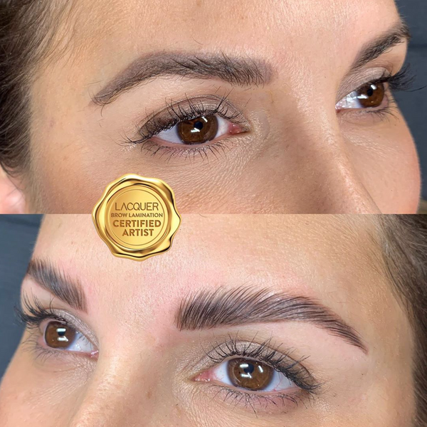LACQUER® Brow Lamination System + FREE COURSE & CERTIFICATE