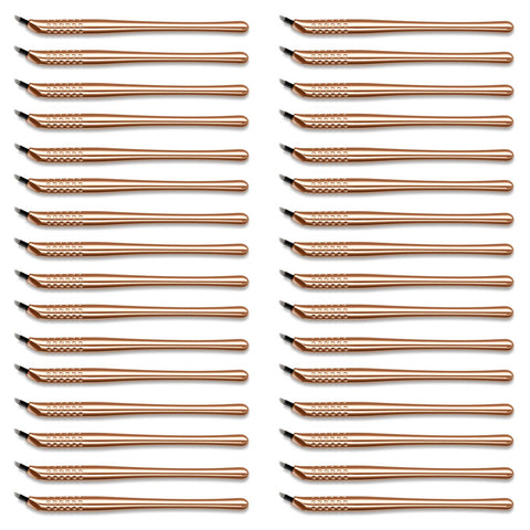 65% OFF! 32/$99 ROSE GOLD Collection Disposable Microblading Tools 32 PIECE BULK PURCHASE