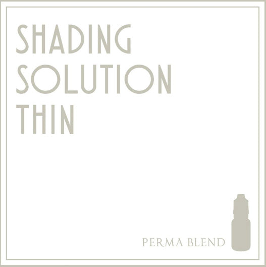 Perma Blend Shading Solution - THIN