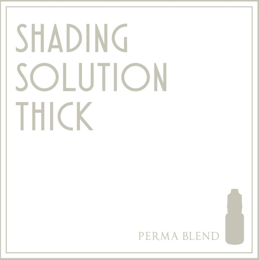 Perma Blend Shading Solution - THICK