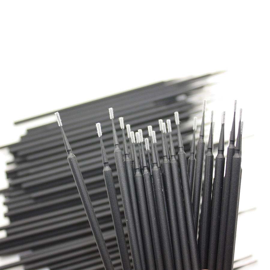 Black Microbrushes